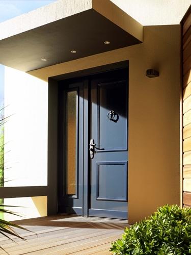 Portes blindées maison