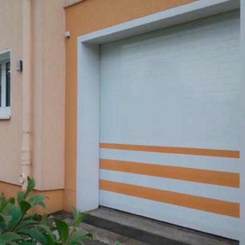 porte de garage Saint Etienne