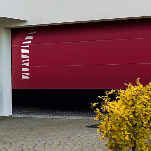 Porte de garage à Saint Etienne